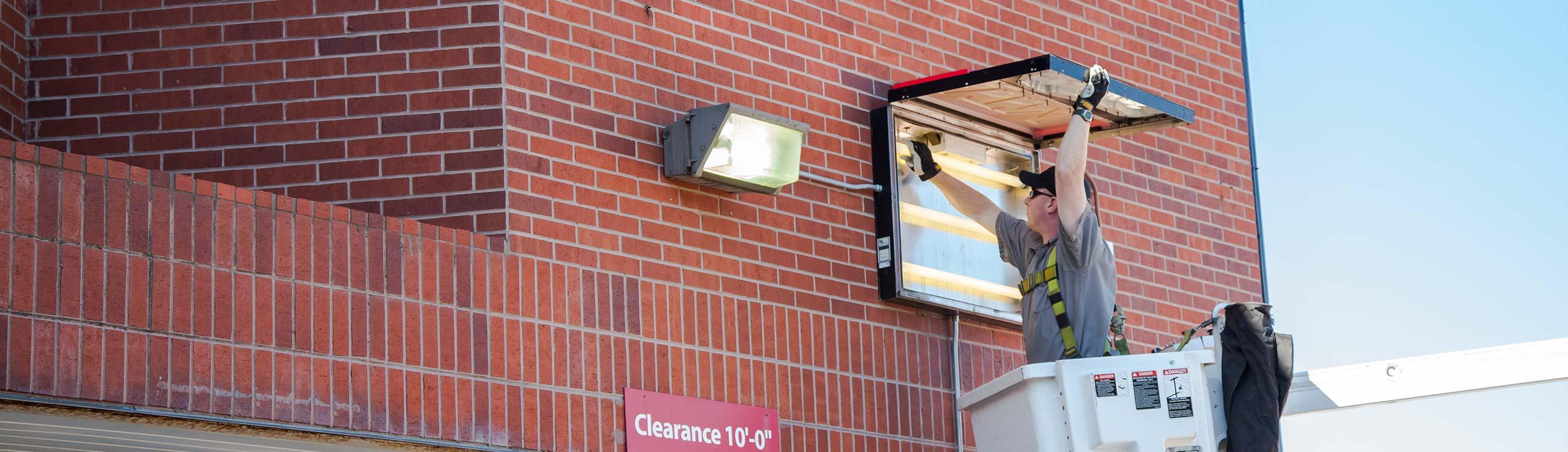 Sign & Lighting Service Calgary