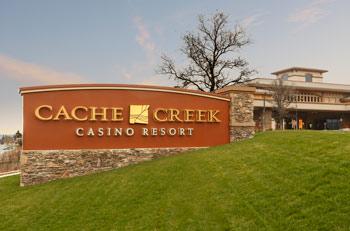 Cache casino creek resort