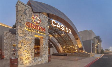 Graton casino rohnert park location