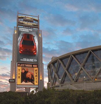 Interior Design Jobs Denver on Yesco   Network Associates Coliseum   Oakland Alameda County Arena