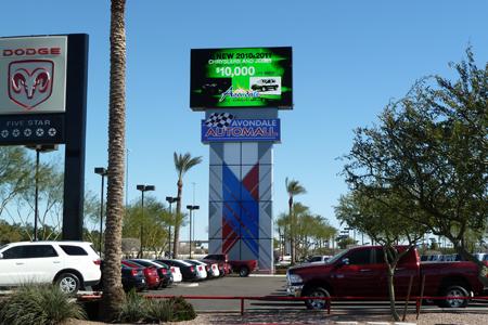 Avondale auto mall autos weblog for Honda dealership avondale