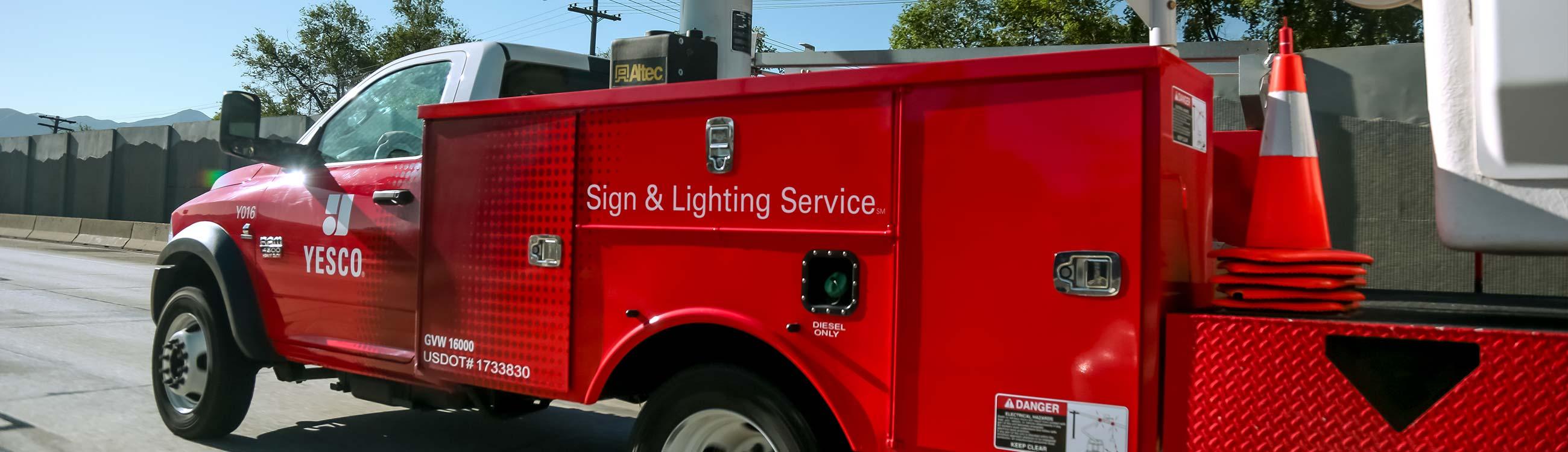 Sign & Lighting Service Lafayette