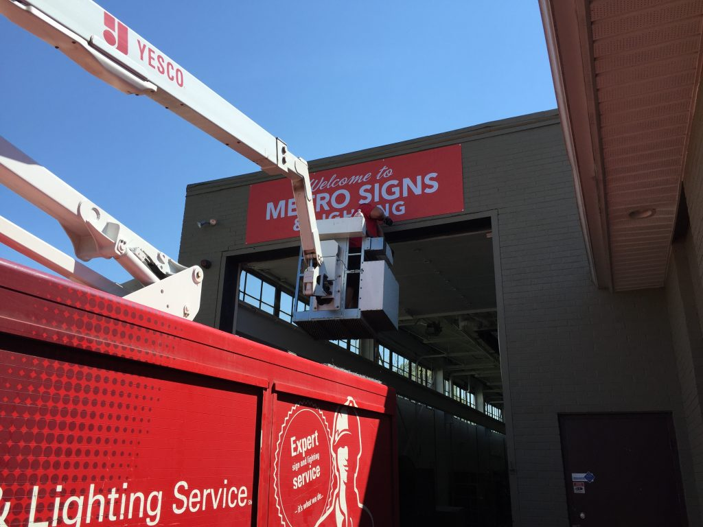 Sign Service Example