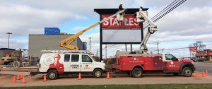business sign installation prince edward island