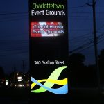electronic message sign repair