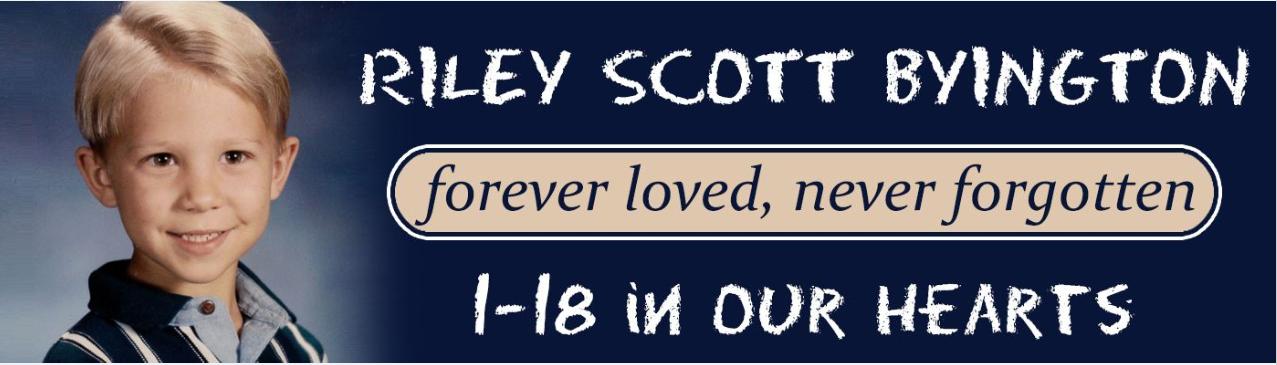 Riley Scott Byintgon