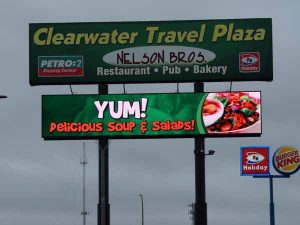 LED-display-YESCO Twin Cities West MN