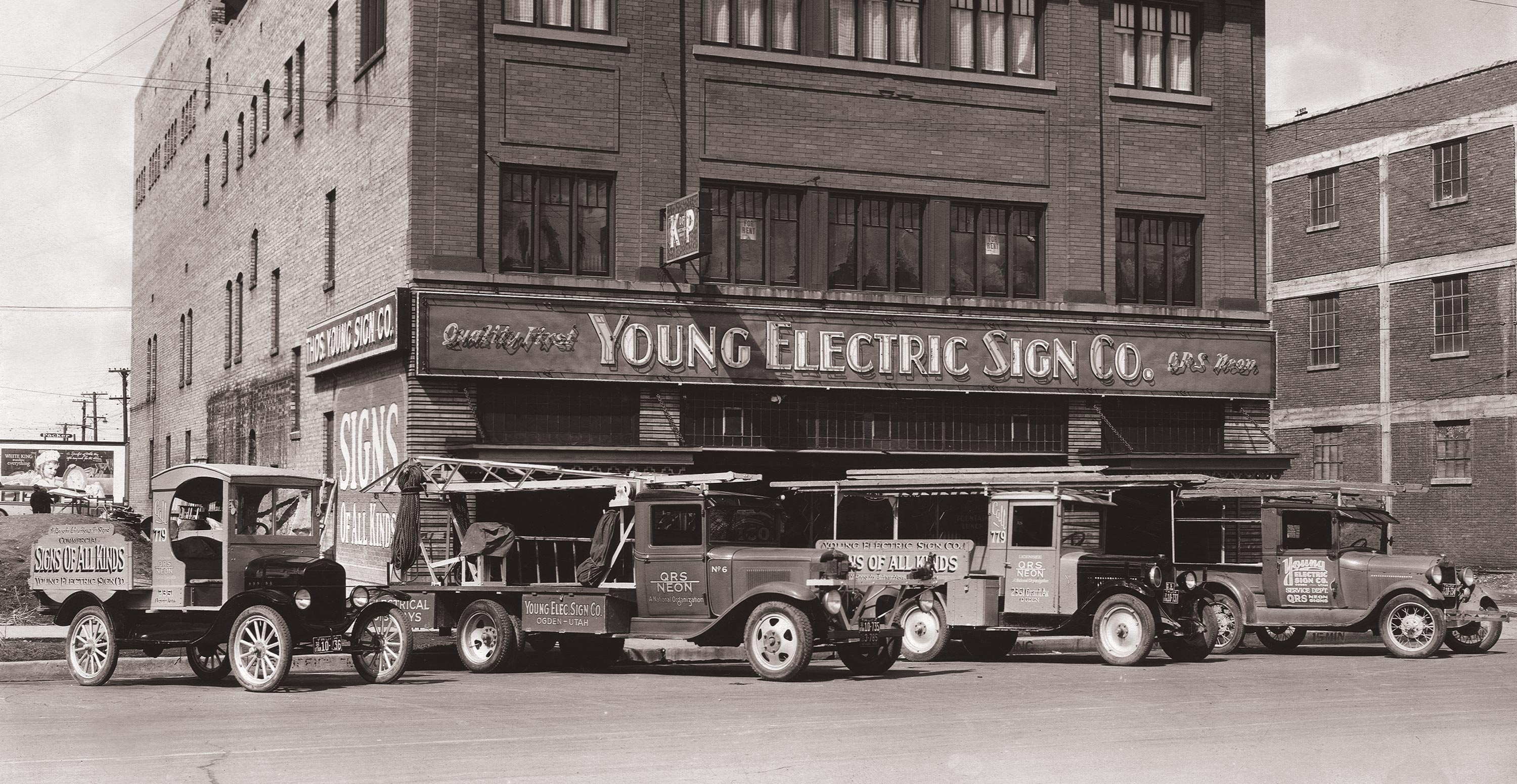 YESCO Serving Since 1920