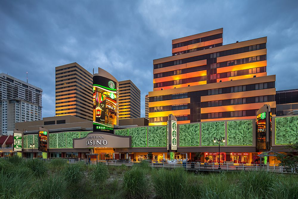 YESCO Tropicana Casino
