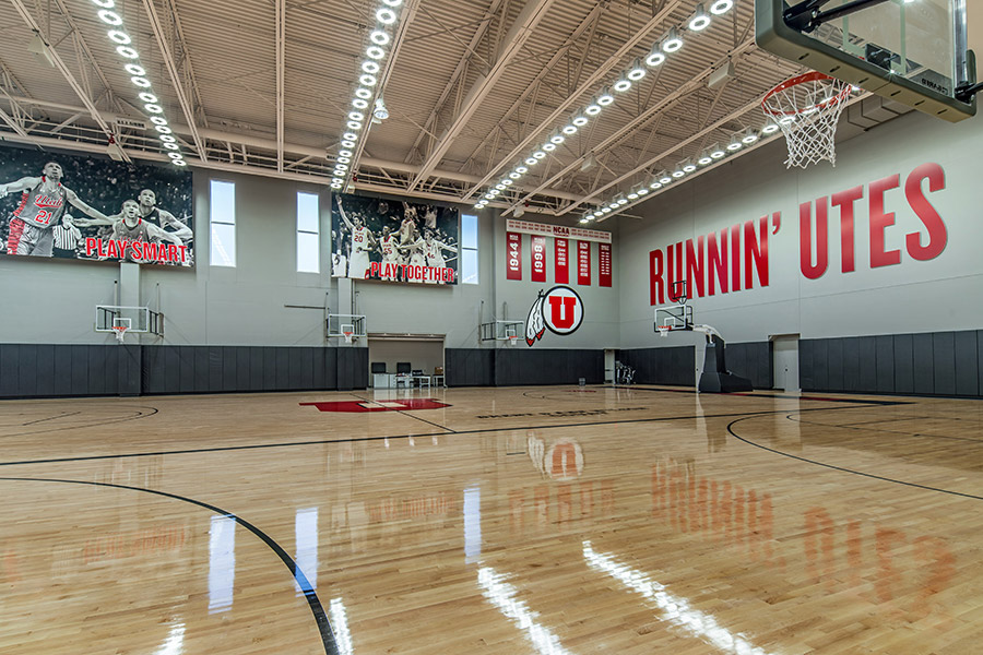University of Utah basketball