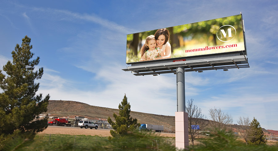 YESCO Outdoor Media Billboard