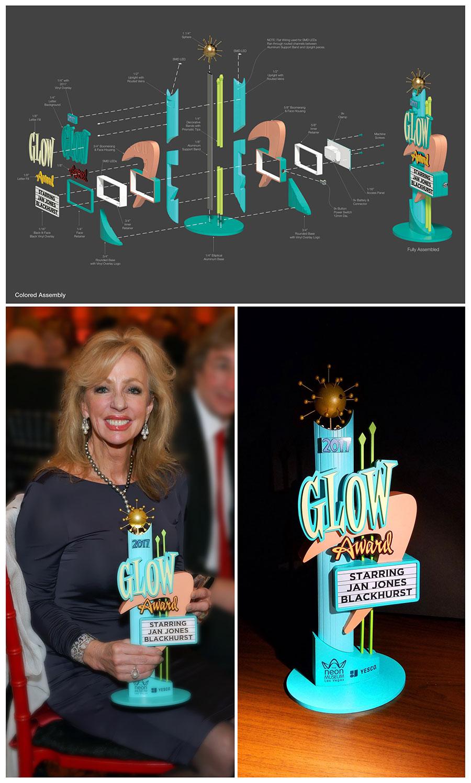 YESCO Neon Museum Glow Award
