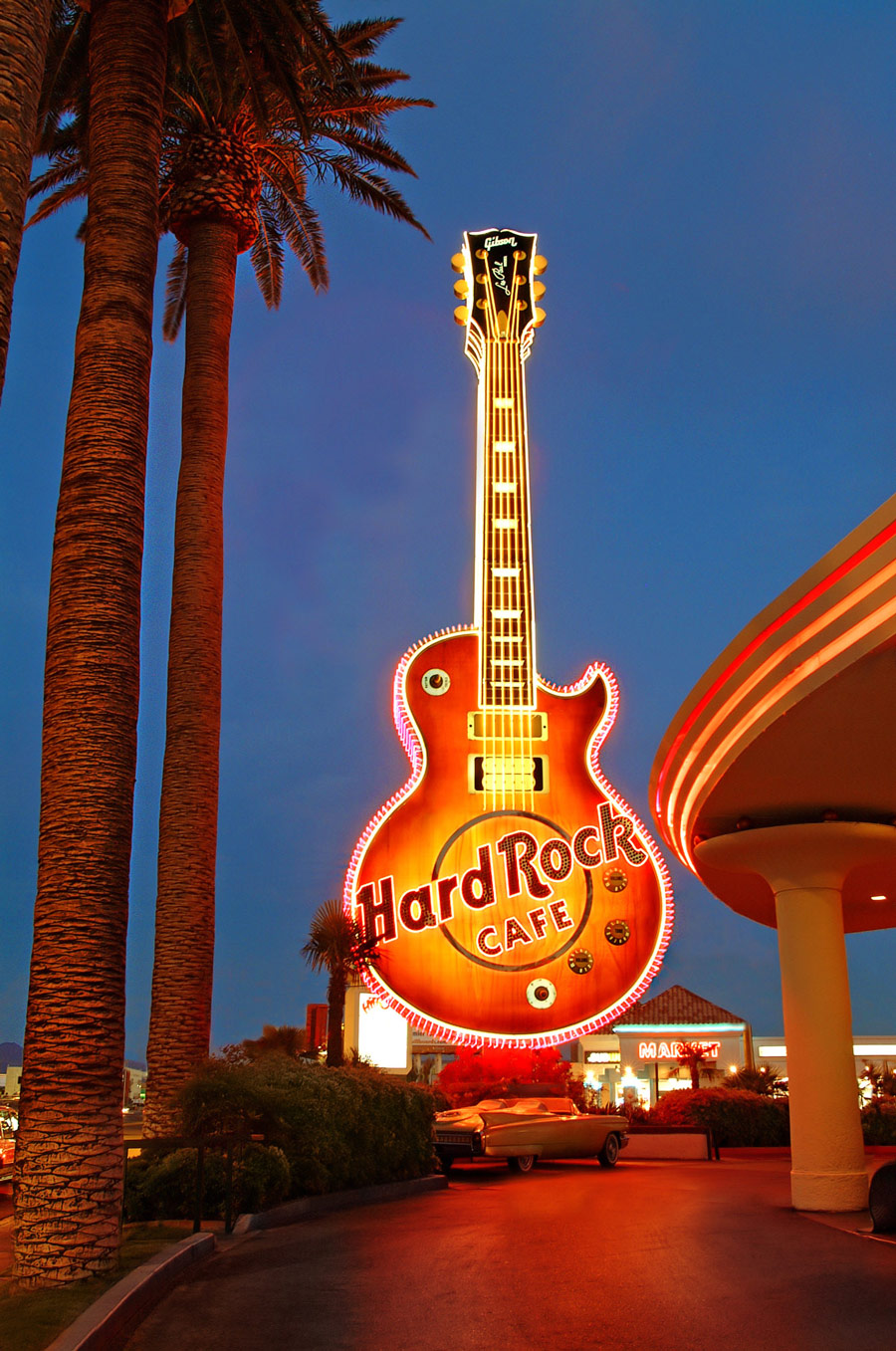 YESCO Hard Rock