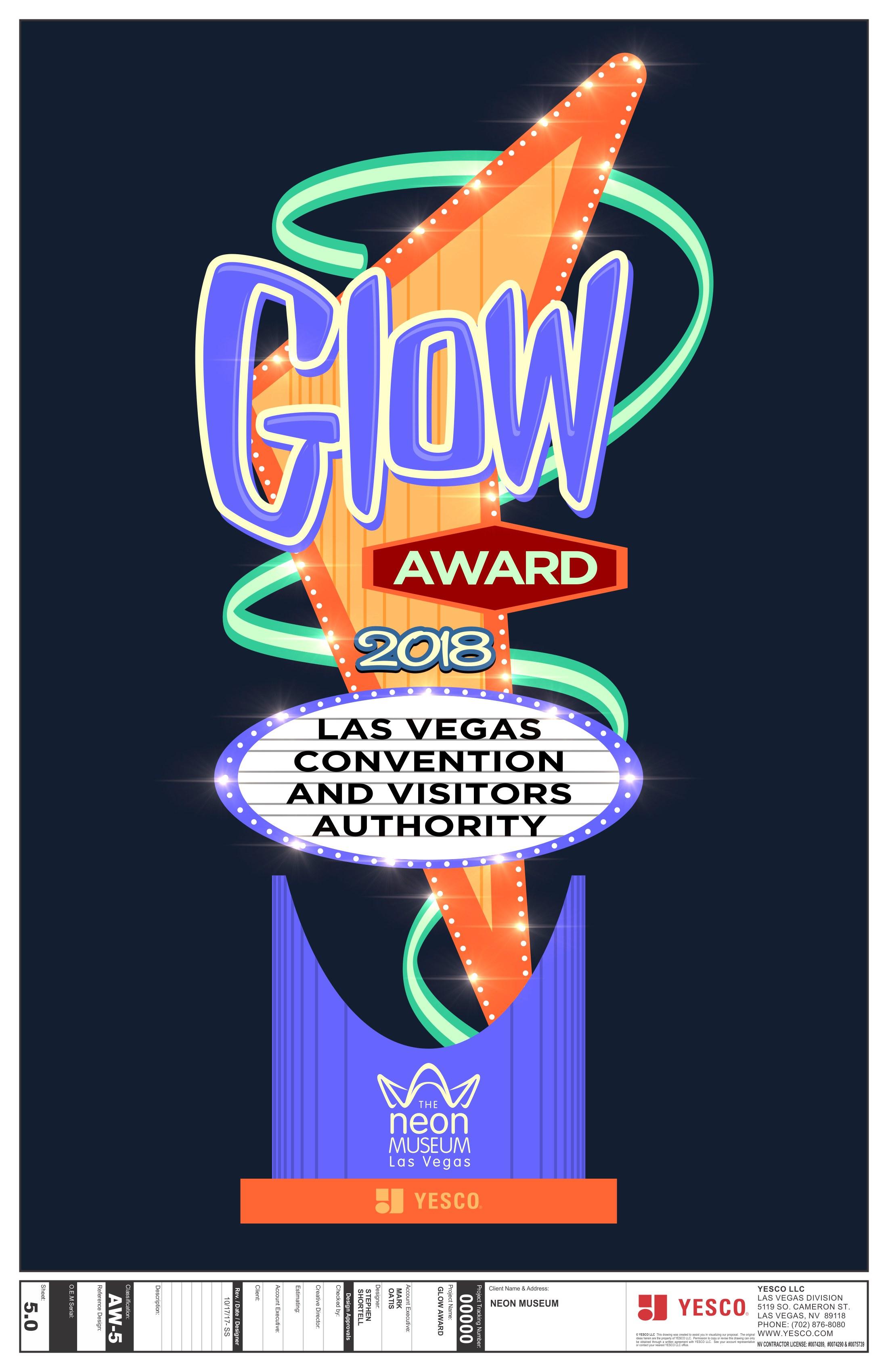 2018 GLOW Awards